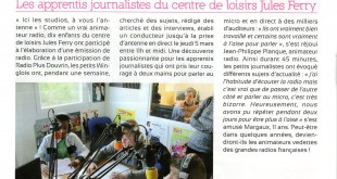 article wingles action avril 2015