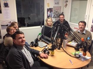 association des paralysés de france sur radio plus