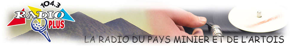 Radio Plus Artois Bassin Minier Haut de France