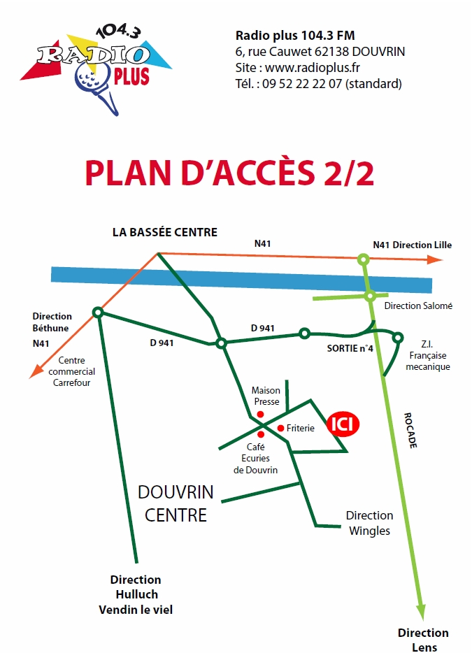 plan acces radio plus 1