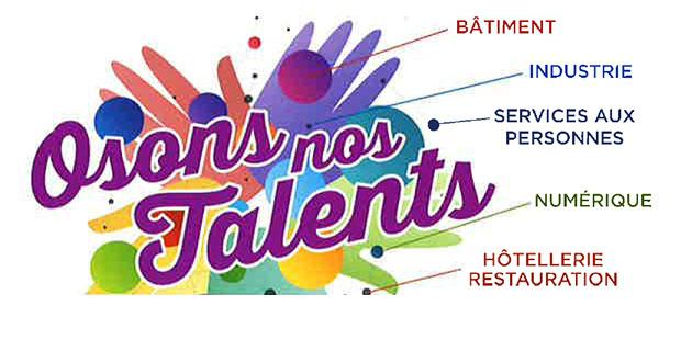 banniere osons nos talents