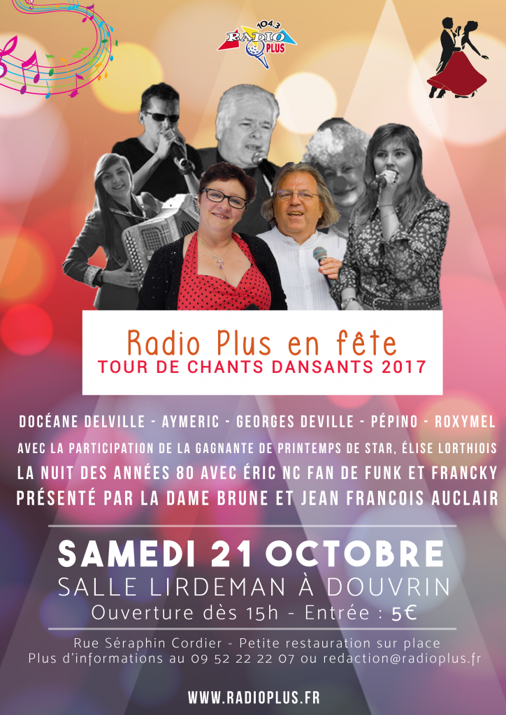 RADIO PLUS EN FETE
